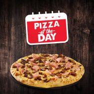 Marți - Pizza Europeană