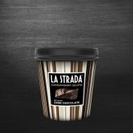 Înghețată ciocolată