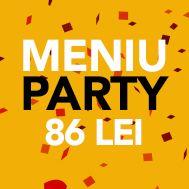 MENIU PARTY