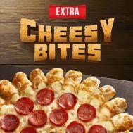 Extra Cheesy Bites