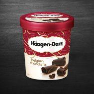 Inghetata Haagen Dazs Belgian Chocolate 500ML