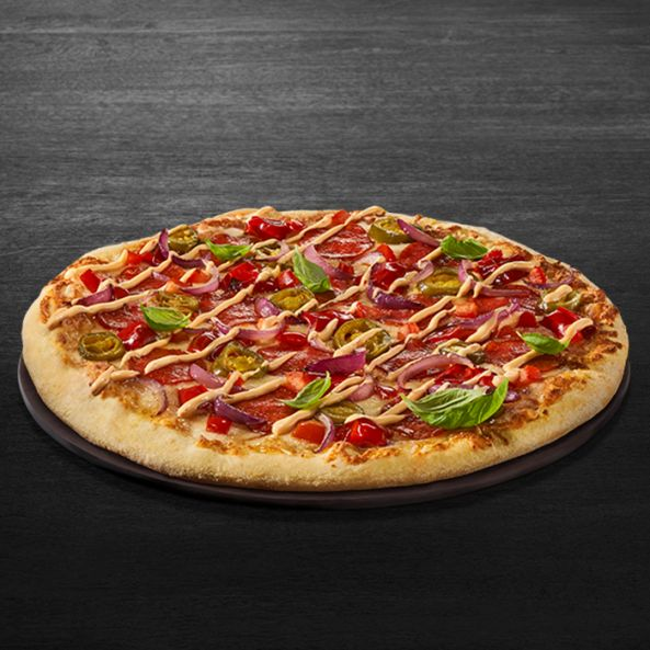 PIZZA AMERICAN SPICY