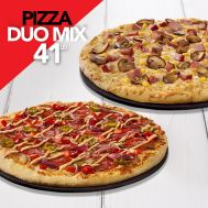 PIZZA DUO MIX