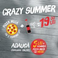 Crazy Summer Plus 5 lei