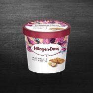 Înghețată Häagen-Dazs Macadamia Nut Brittle 95ml