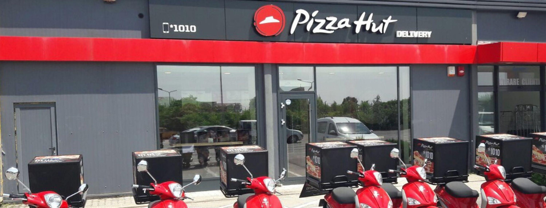 Pizza Hut Delivery îşi urmează planul de extindere şi inaugurează o nouă unitate în București