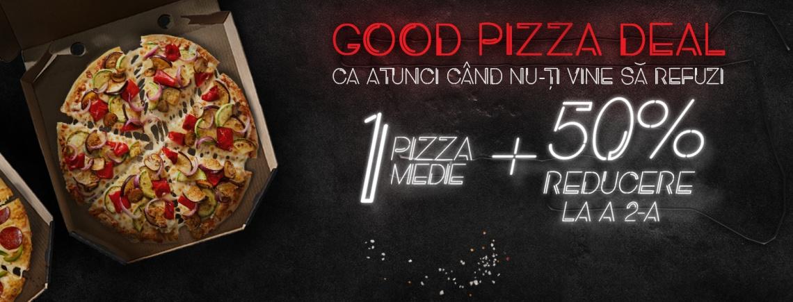 Good Pizza Deal